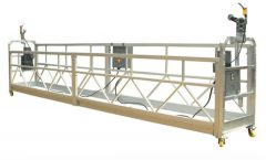 I-type ang Electrical Suspended Access Platform ZLP800 Single Phase